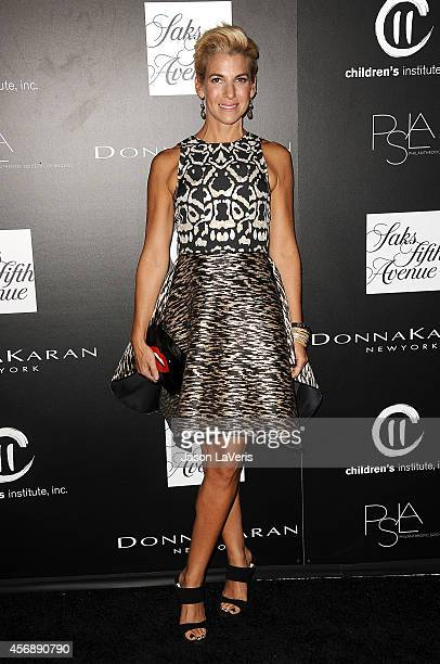 Jessica Seinfeld attends the 5th annual PSLA Autumn Party at 3LABS on October 8 2014 in Culver City California