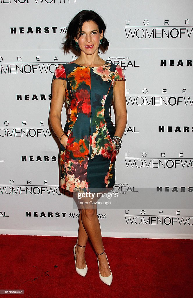 Jessica Seinfeld attends the 7th annual Women Of Worth Awards at Hearst Tower on December 6, 2012 in New York City.