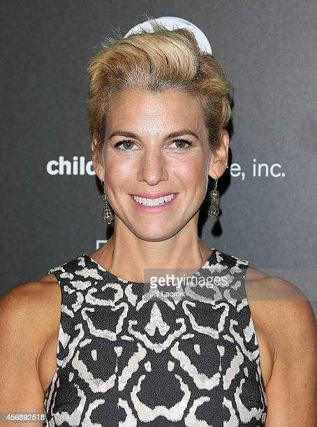 Jessica Seinfeld attends the fifth annual PSLA Autumn Party benefiting Childrens Institute Inc sponsored by Saks Fifth Avenue with fashion partner...