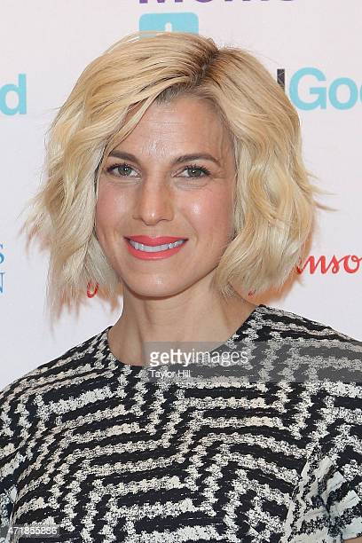 Jessica Seinfeld attends the MomsSocial Good Global Moms' Challenge at Times Center on May 1 2015 in New York City