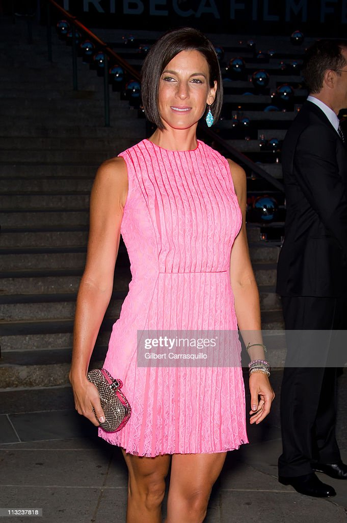 Jessica Seinfeld attends the Vanity Fair party during the 10th annual Tribeca Film Festival at State Supreme Courthouse on April 27, 2011 in New York City.