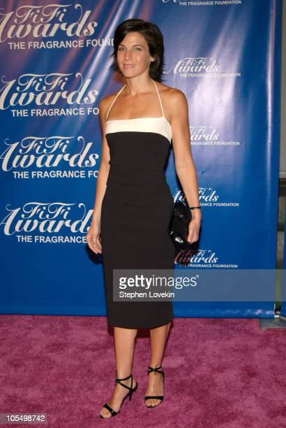 Jessica Seinfeld during The Fragrance Foundation's 32nd Annual Fifi Awards Arrivals at Hammerstein Ballroom in New York City New York United States