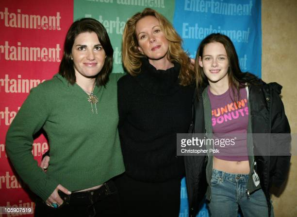 Jessica Sharzer Elizabeth Perkins and Kristen Stewart
