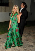 Jessica Simpson and Nick Lachey during Gucci Spring 2006 Fashion Show to Benefit Children's Action Network and Westside Children's Center Arrivals at...