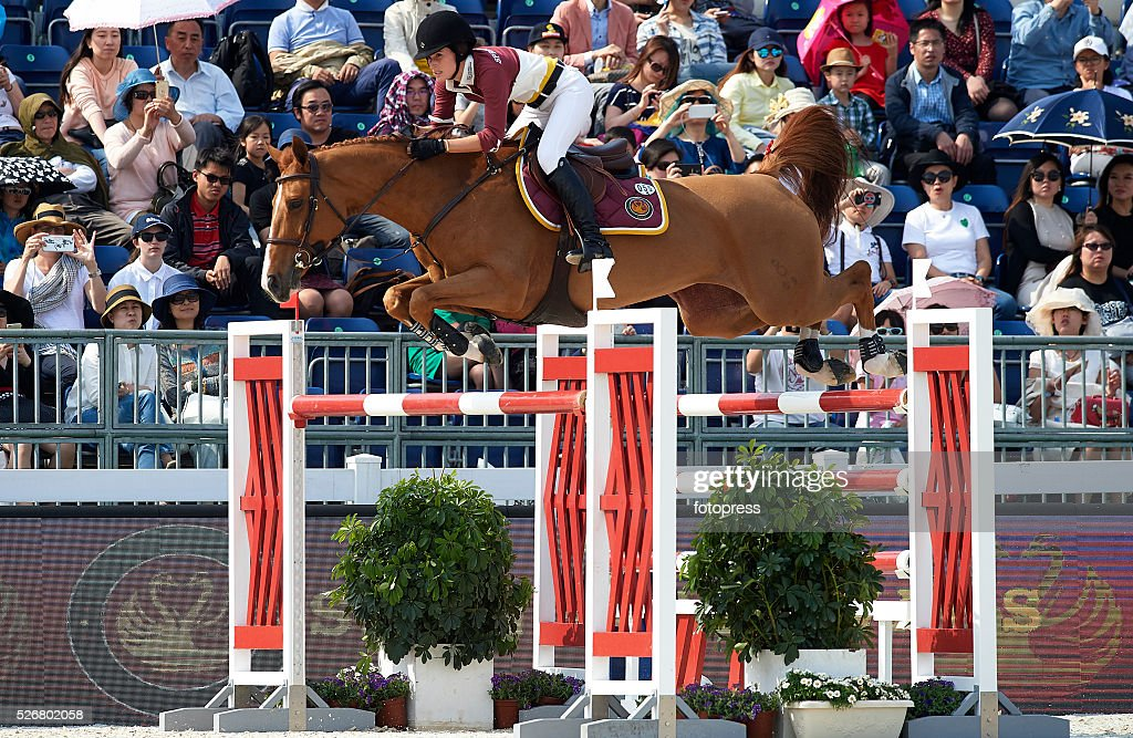 <a gi-track='captionPersonalityLinkClicked' href=/galleries/search?phrase=Jessica+Springsteen&family=editorial&specificpeople=5635588 ng-click='$event.stopPropagation()'>Jessica Springsteen</a> attends the Global Champions Tour of Shanghai at China Art Palace on May 01, 2016 in Shanghai, China.