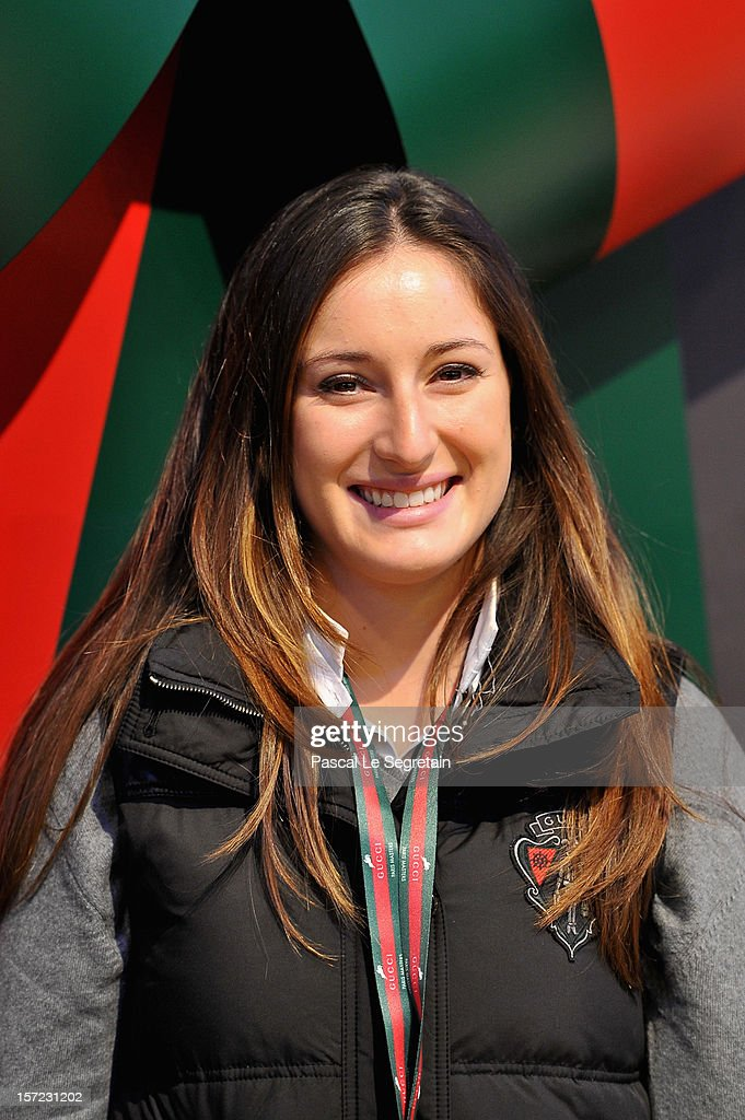 Jessica Springsteen attends the Gucci Paris Masters 2012 at Paris Nord Villepinte on November 30, 2012 in Paris, France.