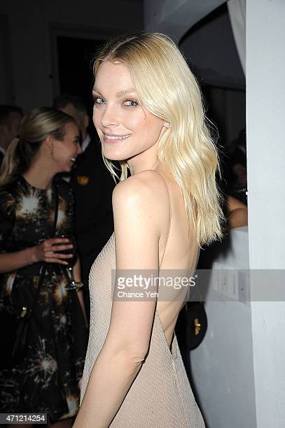 Jessica Stam attends 2015 Building Blocks For Change Spring Gala at Michelson Studio on April 25 2015 in New York City