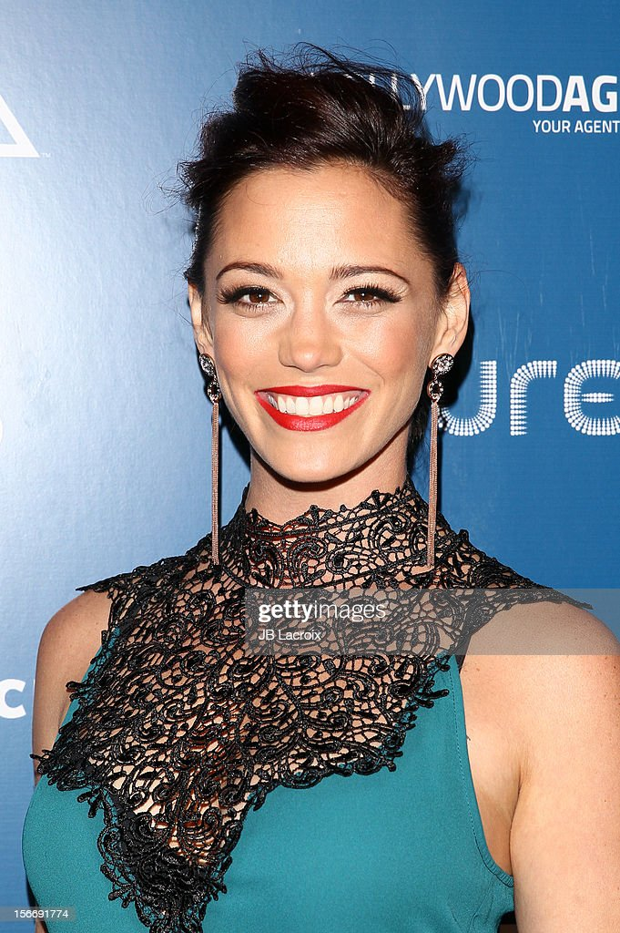 Jessica Sutta attends the US Weekly Magazine's Music Party With Performance By The Wanted at Lure on November 18, 2012 in Hollywood, California.