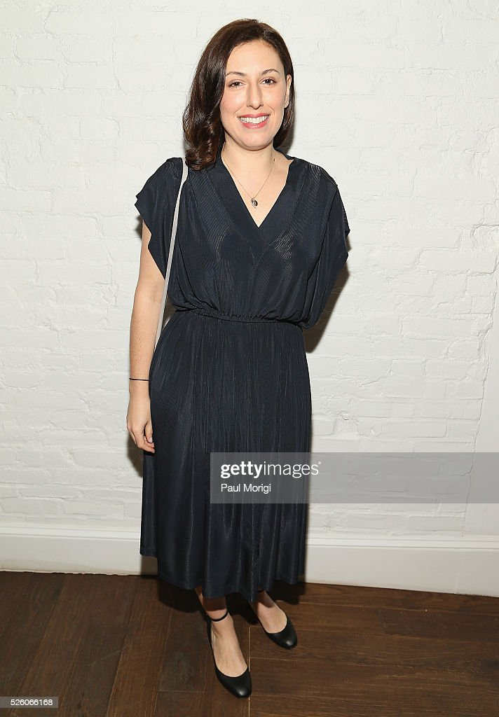 Jessica Valenti attends the Glamour and Facebook brunch to discuss sexism in 2016, during WHCD Weekend at Kinship on April 29, 2016 in Washington, DC.