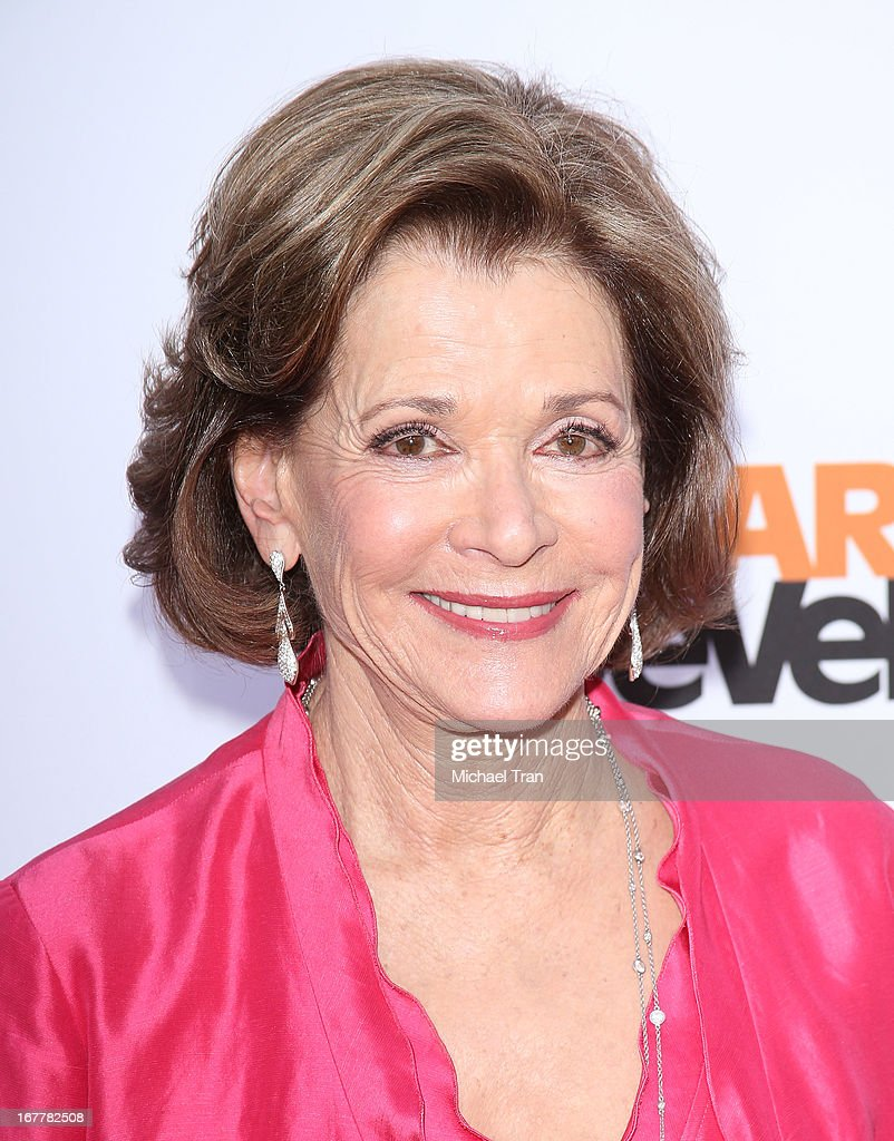 Jessica Walter arrives at Netflix's Los Angeles premiere of 'Arrested Development' season 4 held at TCL Chinese Theatre on April 29, 2013 in Hollywood, California.