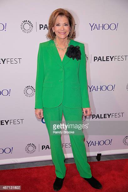 Jessica Walter at Paley Center For Media on October 12 2014 in New York New York