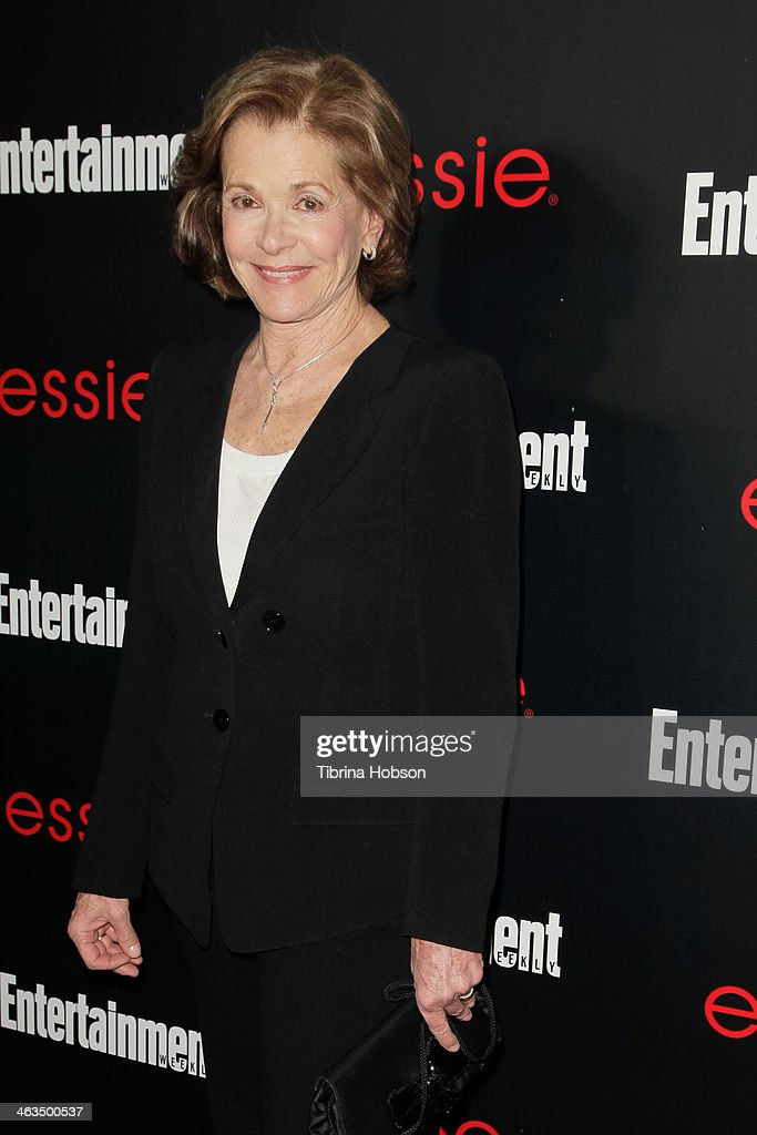 <a gi-track='captionPersonalityLinkClicked' href=/galleries/search?phrase=Jessica+Walter&family=editorial&specificpeople=220269 ng-click='$event.stopPropagation()'>Jessica Walter</a> attends the Entertainment Weekly SAG Awards pre-party at Chateau Marmont on January 17, 2014 in Los Angeles, California.