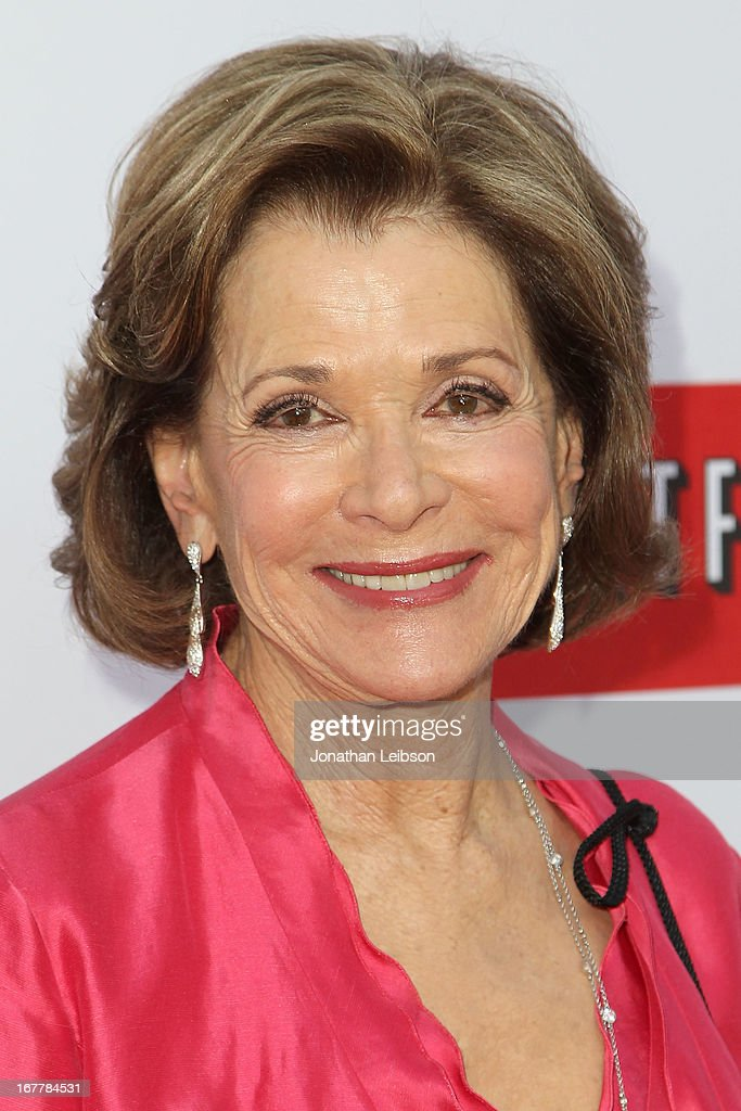 Jessica Walter attends the Netflix's Los Angeles Premiere Of 'Arrested Development' Season 4 at TCL Chinese Theatre on April 29, 2013 in Hollywood, California.