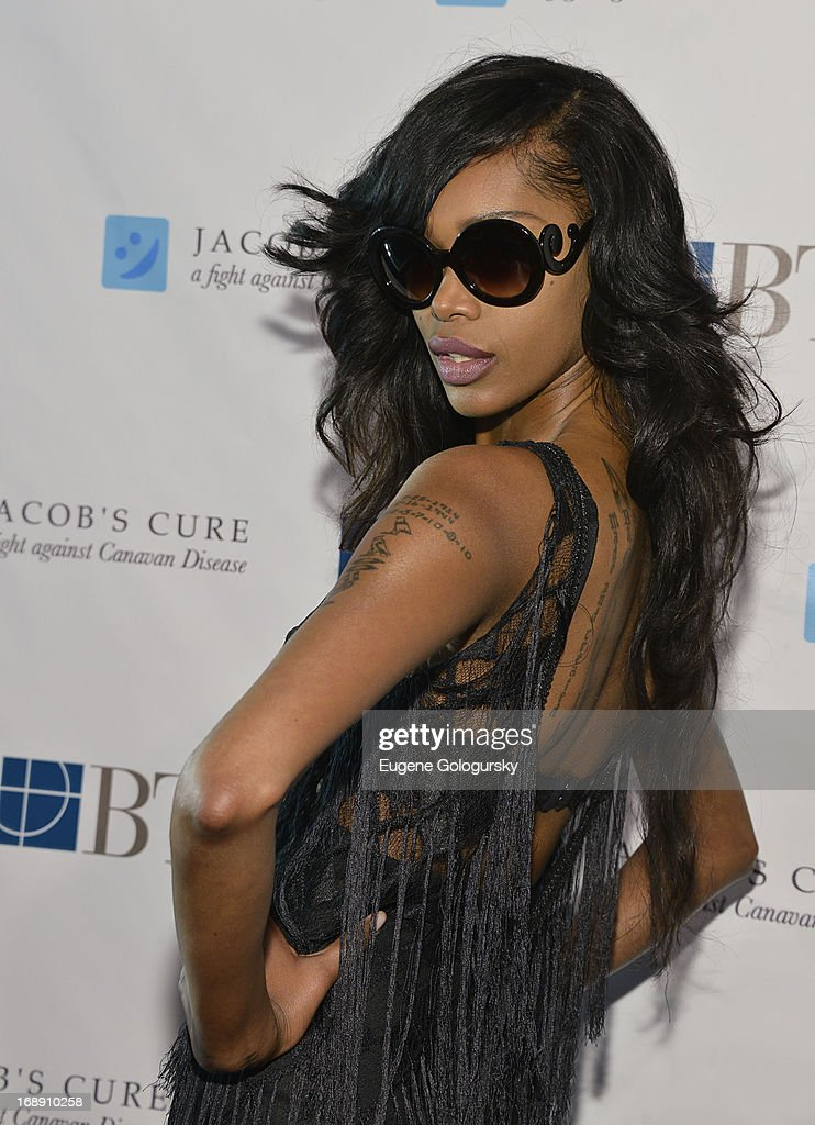 Jessica White attends the 2013 Jacob's Cure 'Dream Big' Gala at Pier Sixty at Chelsea Piers on May 16, 2013 in New York City.