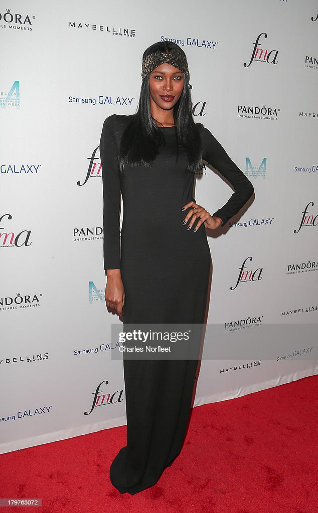 <a gi-track='captionPersonalityLinkClicked' href=/galleries/search?phrase=Jessica+White&family=editorial&specificpeople=220742 ng-click='$event.stopPropagation()'>Jessica White</a> attends the Daily Front Row's Fashion Media Awards at Harlow on September 6, 2013 in New York City.