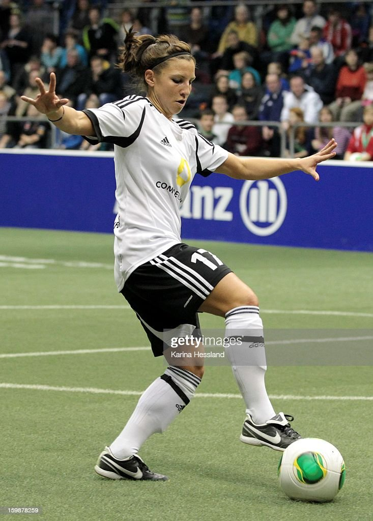 DFB Women's Indoor Cup 2013