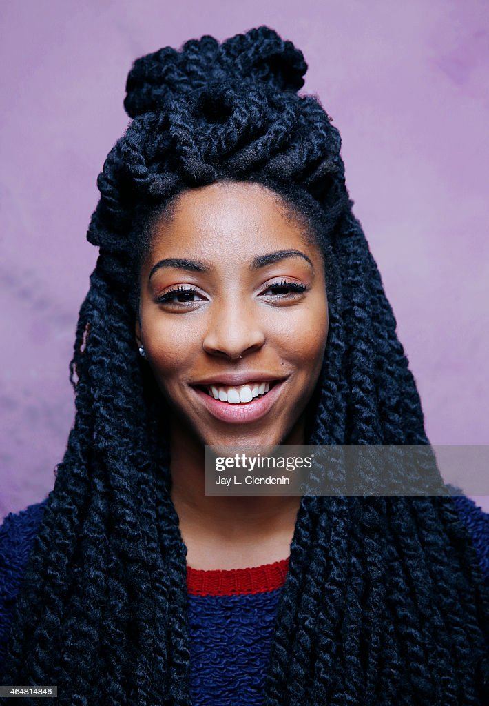 Jessica Williams is photographed for Los Angeles Times at the 2015 Sundance Film Festival on January 24, 2015 in Park City, Utah. PUBLISHED IMAGE.