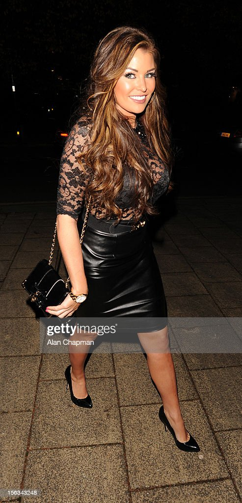Jessica Wright sighting on November 13, 2012 in Loughton, Essex.