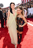 Jessie J and Ariana Grande attend the 2014 MTV Video Music Awards at The Forum on August 24 2014 in Inglewood California