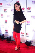 Jessie J attends 933 FLZ's Jingle Ball 2014 at Amalie Arena on December 22 2014 in Tampa Florida
