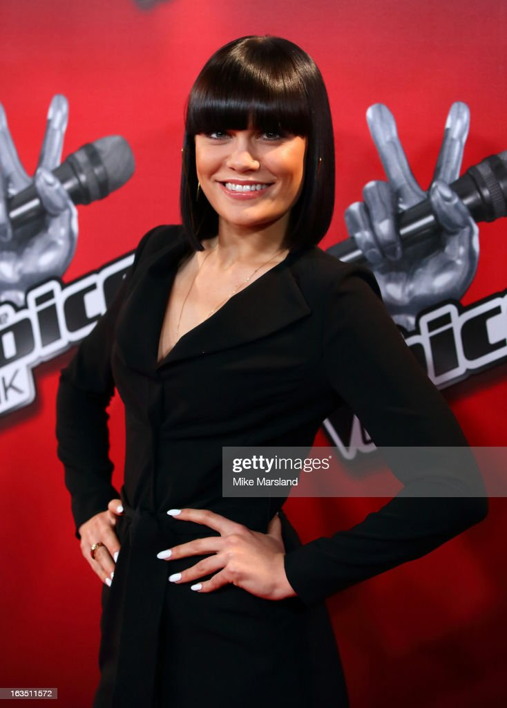 Jessie J attends a photocall to launch the second series of The Voice at Soho Hotel on March 11, 2013 in London, England.