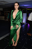 Jessie J attends an after party following the GQ Men Of The Year awards in association with Hugo Boss at The Royal Opera House on September 2 2014 in...