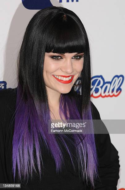 Jessie J attends day two of Jingle Bell Ball at O2 Arena on December 4 2011 in London England