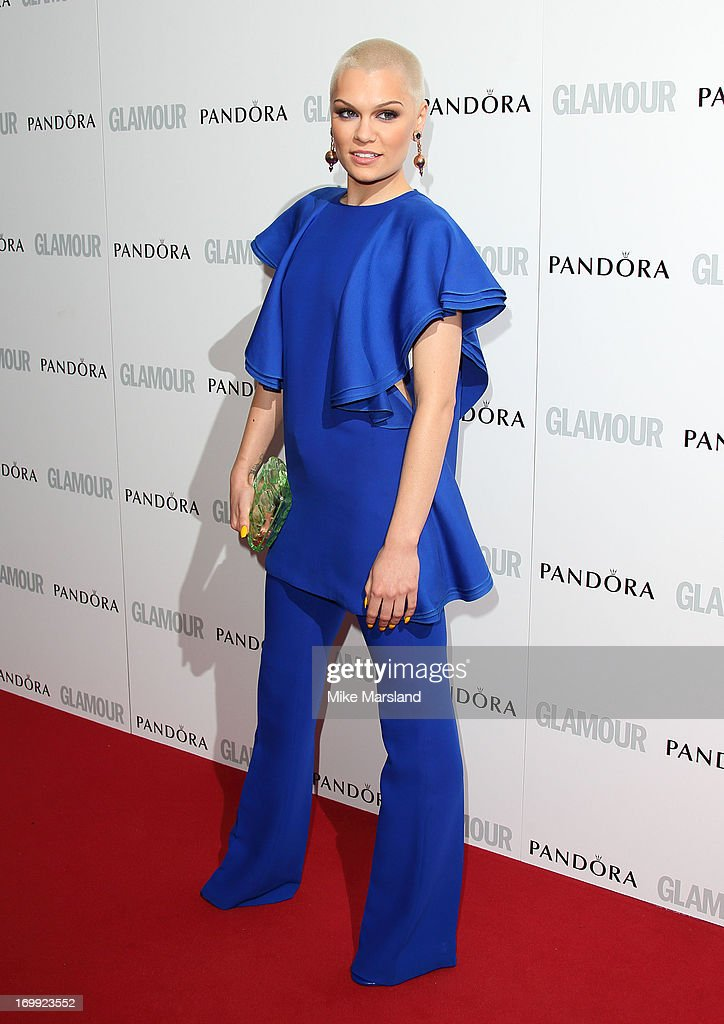 <a gi-track='captionPersonalityLinkClicked' href=/galleries/search?phrase=Jessie+J&family=editorial&specificpeople=5737661 ng-click='$event.stopPropagation()'>Jessie J</a> attends Glamour Women of the Year Awards 2013 at Berkeley Square Gardens on June 4, 2013 in London, England.