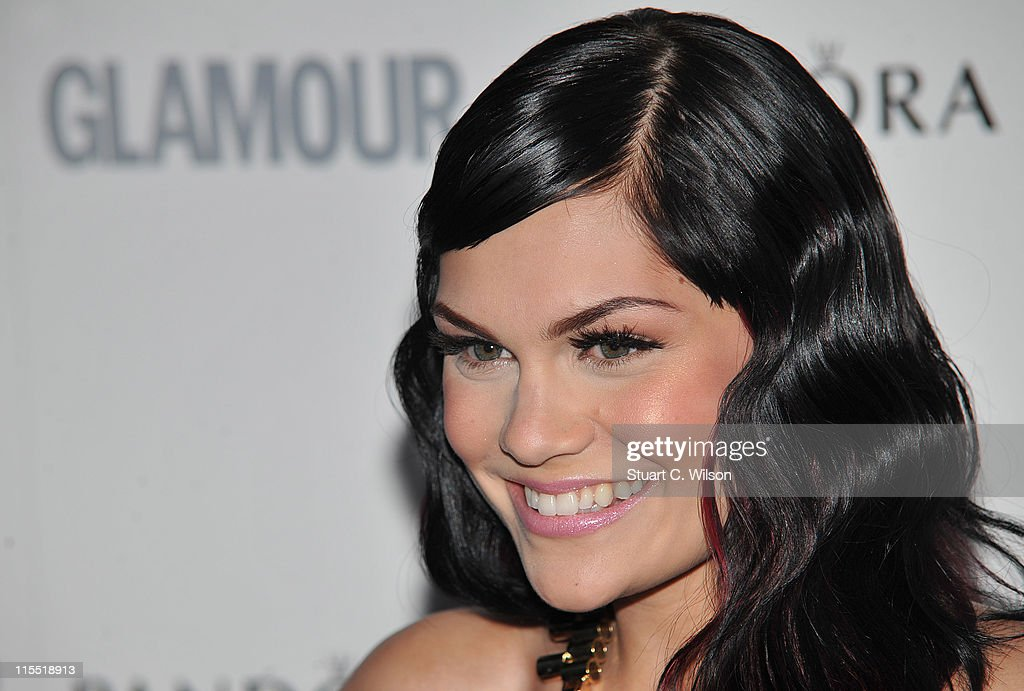 Jessie J attends Glamour Women Of The Year Awards at Berkeley Square Gardens on June 7, 2011 in London, England.