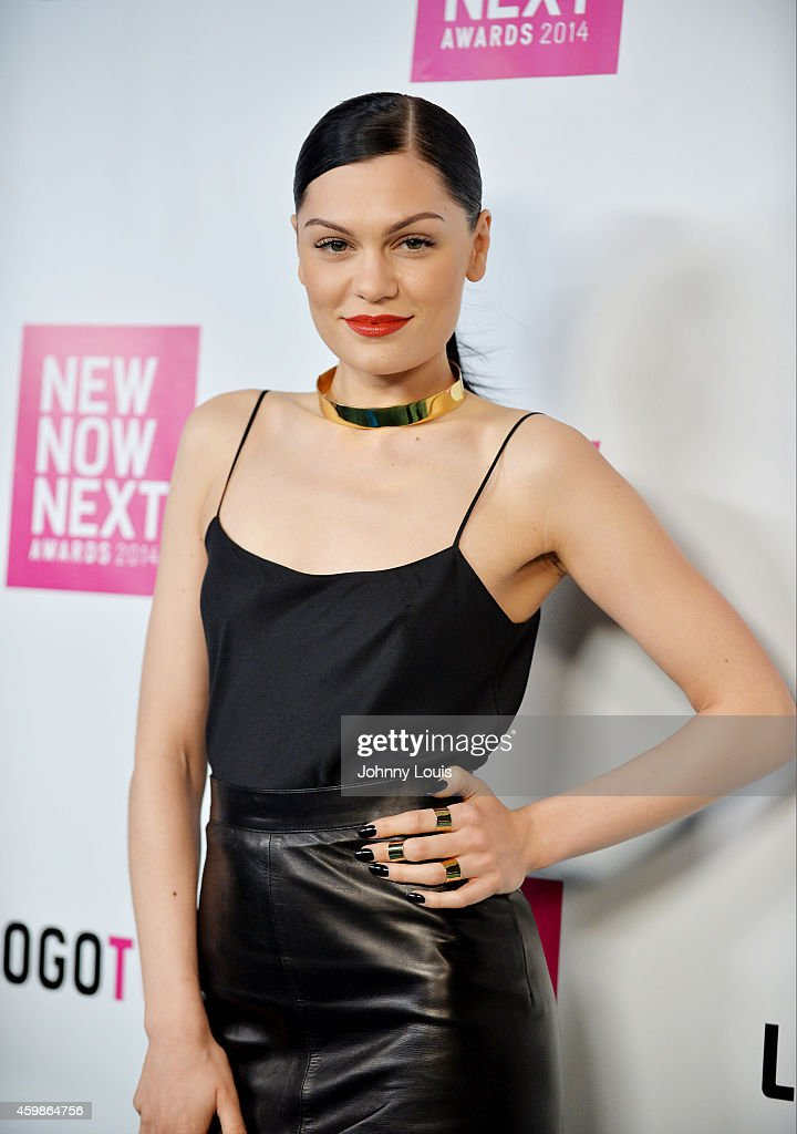 <a gi-track='captionPersonalityLinkClicked' href=/galleries/search?phrase=Jessie+J&family=editorial&specificpeople=5737661 ng-click='$event.stopPropagation()'>Jessie J</a> attends Logo TV's 2014 NewNowNext Awards at the Kimpton Surfcomber Hotel on December 2, 2014 in Miami Beach, Florida.