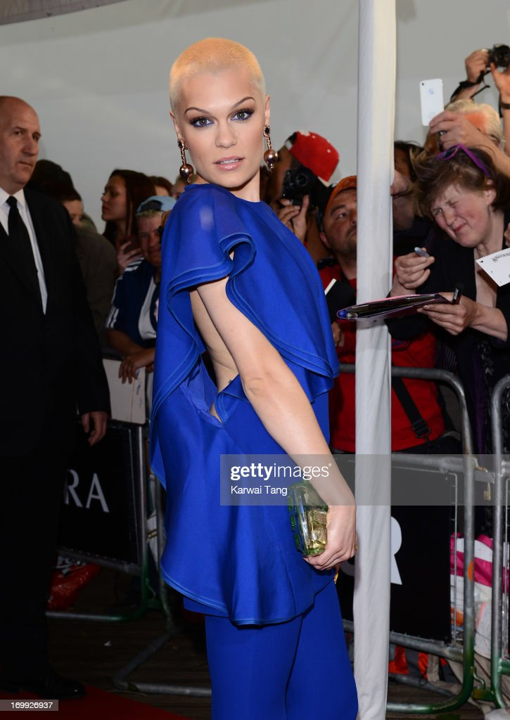 <a gi-track='captionPersonalityLinkClicked' href=/galleries/search?phrase=Jessie+J&family=editorial&specificpeople=5737661 ng-click='$event.stopPropagation()'>Jessie J</a> attends the Glamour Women of the Year Awards 2013 at Berkeley Square Gardens on June 4, 2013 in London, England.
