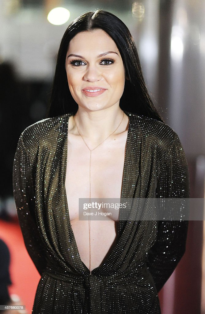 Jessie J attends the MOBO Awards at SSE Arena on October 22, 2014 in London, England.