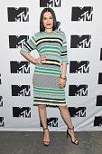 Jessie J attends the MTV 2015 Upfront presentation on April 21 2015 in New York City