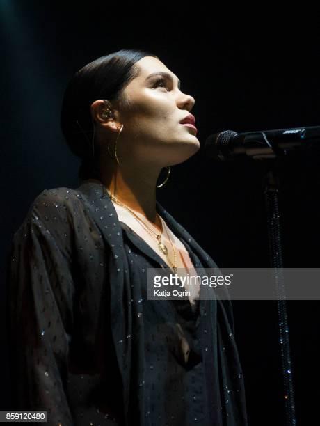 Jessie J performs at The O2 Institute Birmingham on October 8 2017 in Birmingham England
