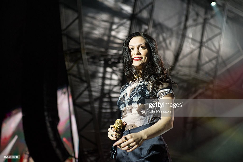 <a gi-track='captionPersonalityLinkClicked' href=/galleries/search?phrase=Jessie+J&family=editorial&specificpeople=5737661 ng-click='$event.stopPropagation()'>Jessie J</a> performs onstage headlining at the end of the 2nd day of Fusion Festival 2014 on August 31, 2014 in Birmingham, England.