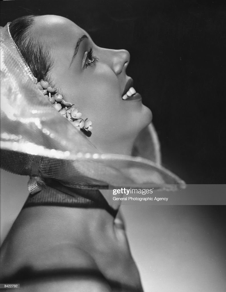 Jessie Mathews (1907 - 1981) the singing and dancing star as she appears in the film 'First A Girl', directed by Victor Saville for Gaumont.