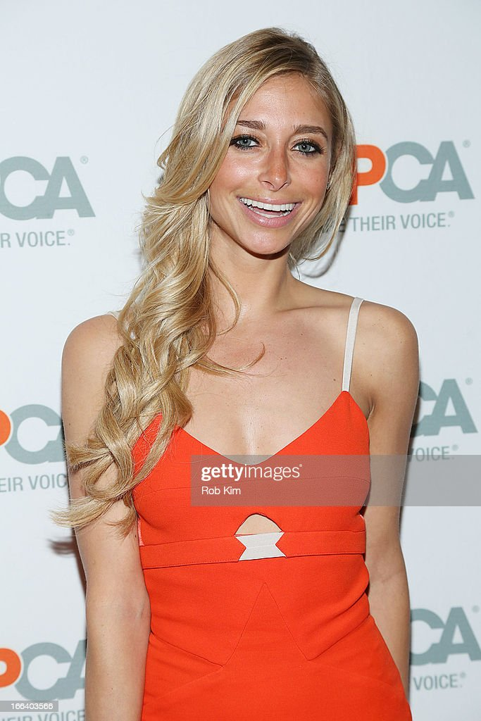 Jessie Schuster attends the 16th Annual ASPCA Bergh Ball at The Plaza Hotel - 5th Avenue on April 11, 2013 in New York City.