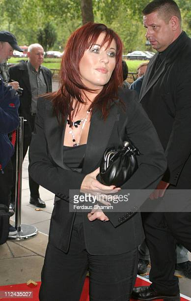 Jessie Wallace during Tribute lunch to Wendy Richard MBE at Grosvenor House in London Great Britain
