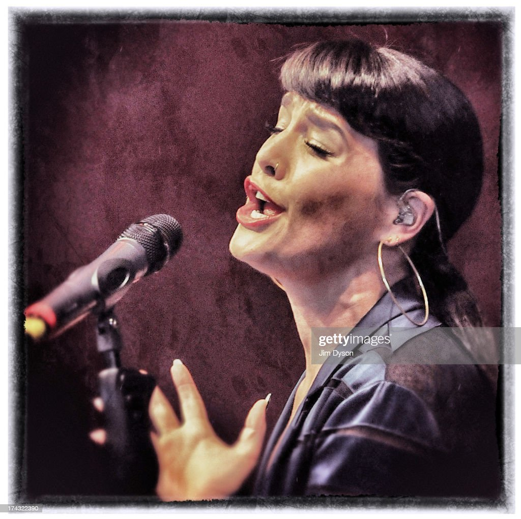 <a gi-track='captionPersonalityLinkClicked' href=/galleries/search?phrase=Jessie+Ware&family=editorial&specificpeople=8930844 ng-click='$event.stopPropagation()'>Jessie Ware</a> performs on the John Peel stage during day 4 of the 2013 Glastonbury Festival at Worthy Farm on June 30, 2013 in Glastonbury, England.