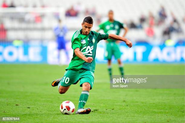 Jessim MAHAYA Monaco / Saint Etienne Finale de la Coupe Gambardella 2011 Stade de France