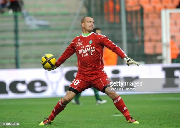 Jessy MOULIN Saint Etienne / Rennes 36eme journee de Ligue 1