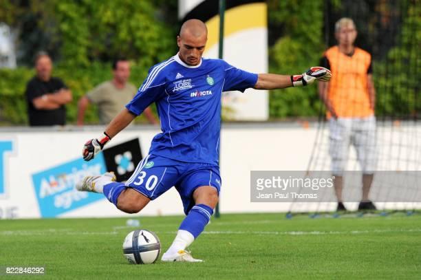 Jessy MOULIN Saint Etienne / Nice Match amical Chambery