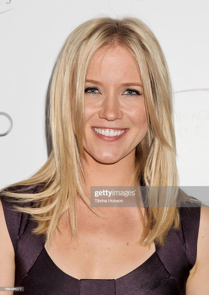 Jessy Schram attends the 6th annual Television Academy Honors at Beverly Hills Hotel on May 9, 2013 in Beverly Hills, California.