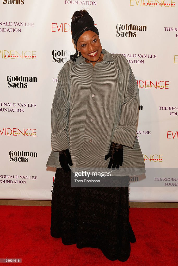 <a gi-track='captionPersonalityLinkClicked' href=/galleries/search?phrase=Jessye+Norman&family=editorial&specificpeople=239491 ng-click='$event.stopPropagation()'>Jessye Norman</a> attends the Torch Ball hosted by Evidence, A Dance Company at The Plaza Hotel on March 25, 2013 in New York City.