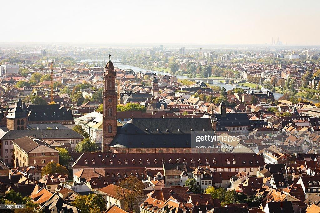 Jesuitenkirche Heidelberg : Stock Photo
