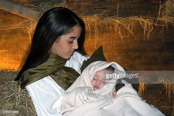 Jésus et Mary