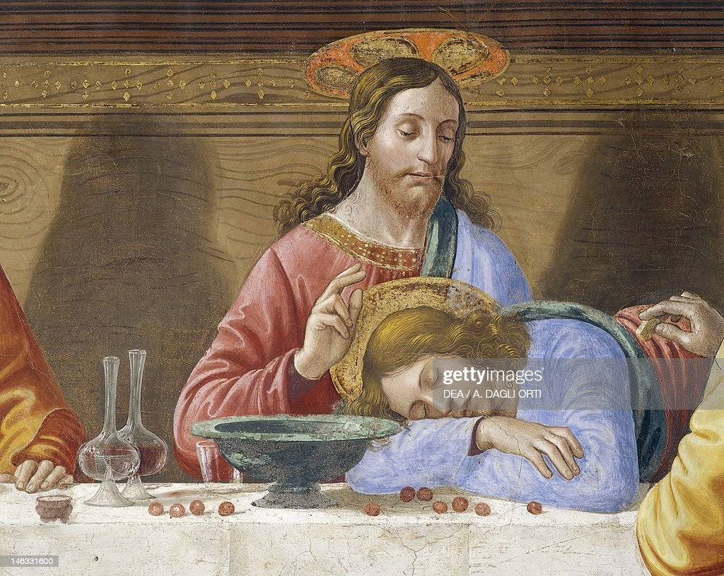jesus and st john pictures getty images