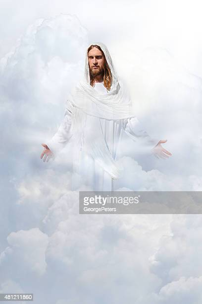Jesus Cristo no céu