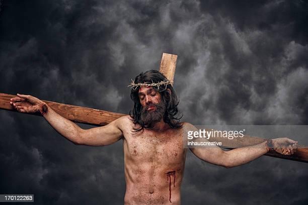 Jésus Christ sur la croix
