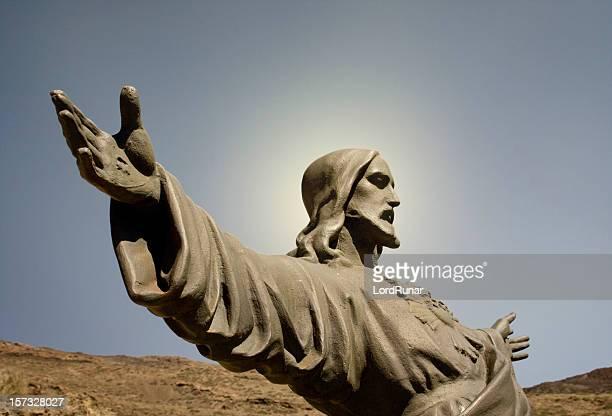 Jesus Christ pose